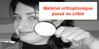 article - Matériel orthophonique passé au crible