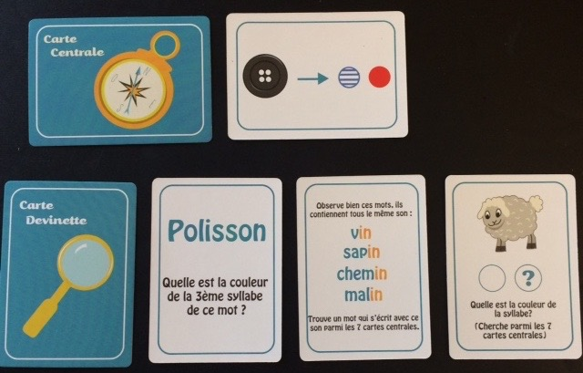 Jeu éducatif - Piksyllabes - photo 4