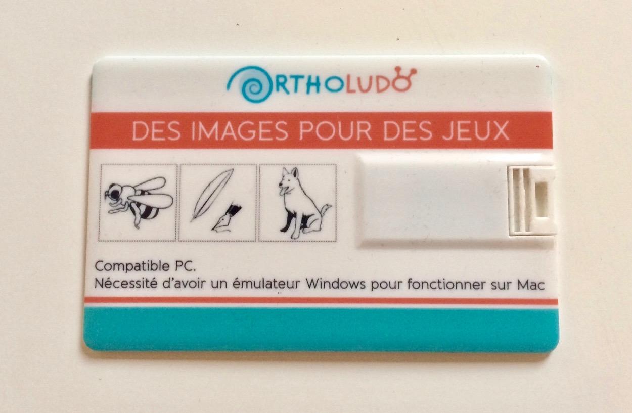 Jeu éducatif - CLE USB : Des images pour des jeux